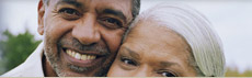 Prostate Cancer Older Man with Older Woman